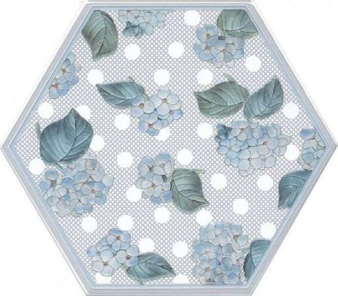 Керамический декор Kerama Marazzi Аньет HGDA300/24001 20х23,1 см керамический багет kerama marazzi каподимонте голубой blc004 5х30 см