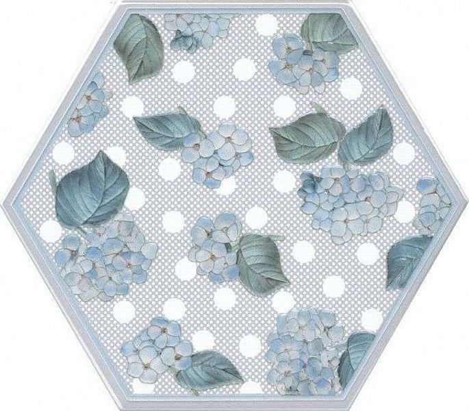 Керамический декор Kerama Marazzi Аньет HGDA300/24001 20х23,1 см цена 2017