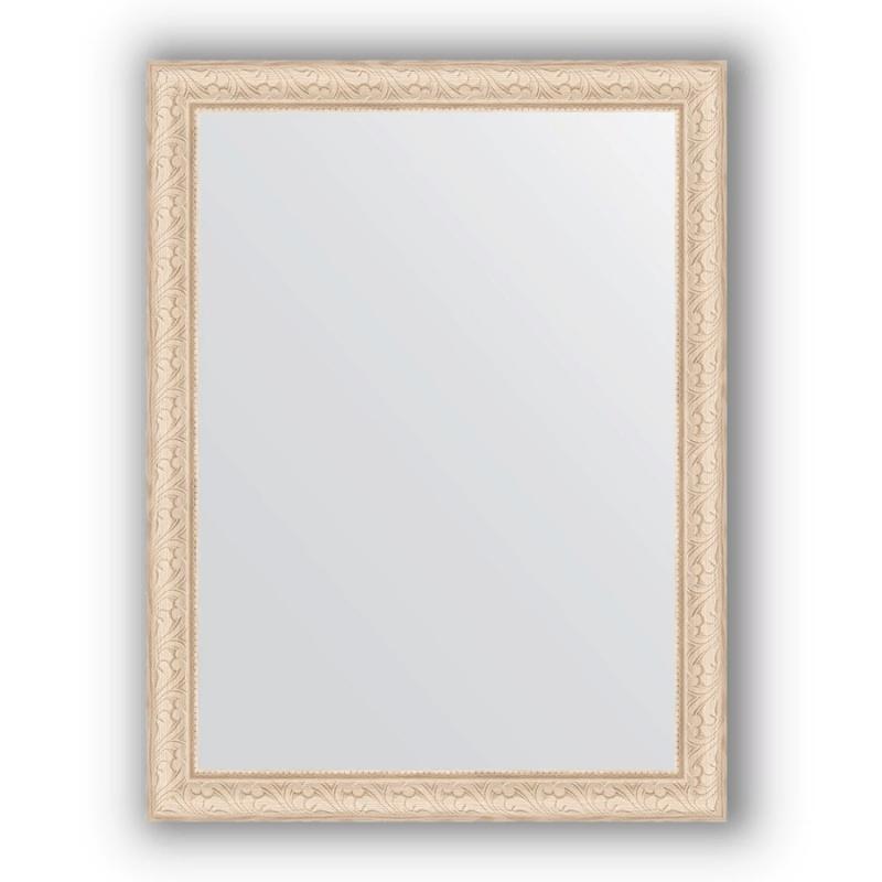 Фото - Зеркало Evoform Definite 84х64 Беленый дуб зеркало evoform definite 104х54 беленый дуб