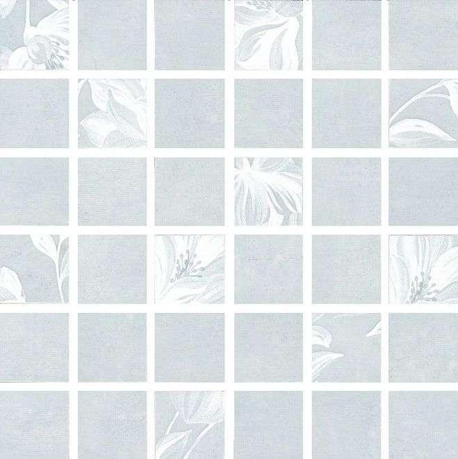 Керамический декор Kerama Marazzi Каподимонте голубой мозаичный MM11098N 30х30 см стоимость