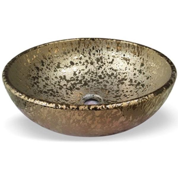 Раковина Melana 41 MLN-J2056 Золото раковина melana 52 mln 7459sj золото