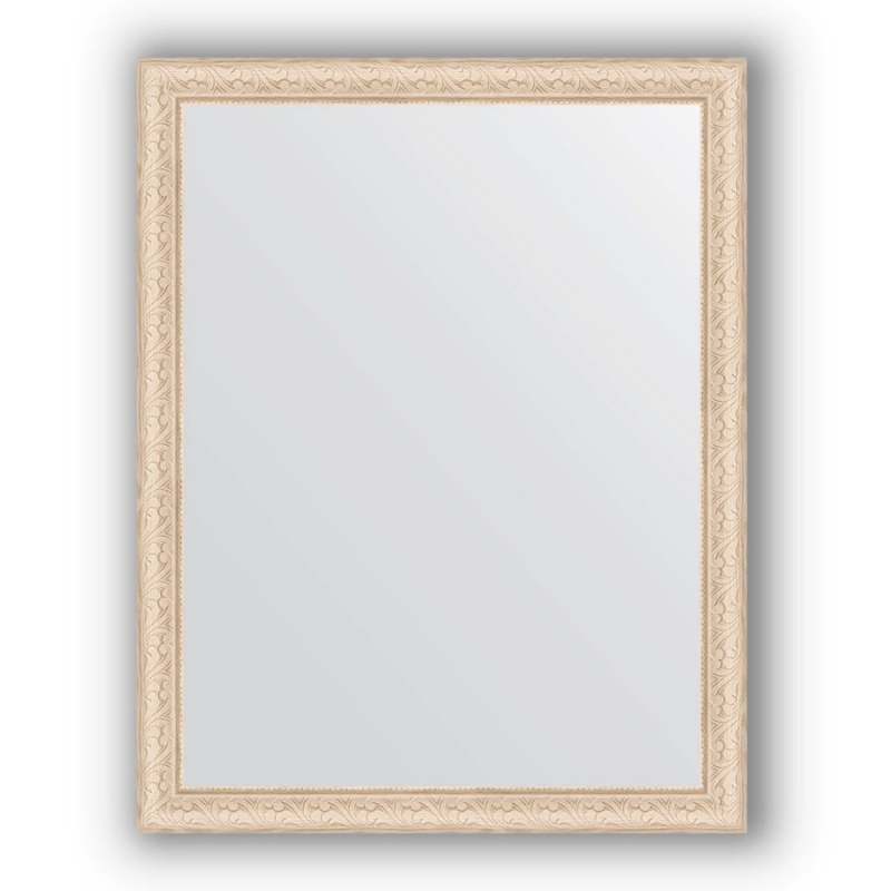 Фото - Зеркало Evoform Definite 94х74 Беленый дуб зеркало evoform definite 104х54 беленый дуб