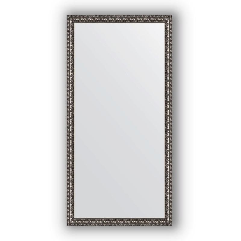 Фото - Зеркало Evoform Definite 100х50 Черненое серебро зеркало evoform definite 100х50 клен