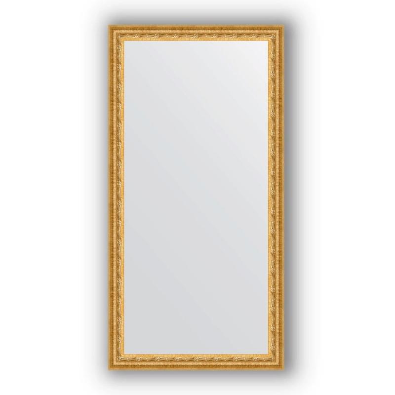 Зеркало Evoform Definite 102х52 Сусальное золото