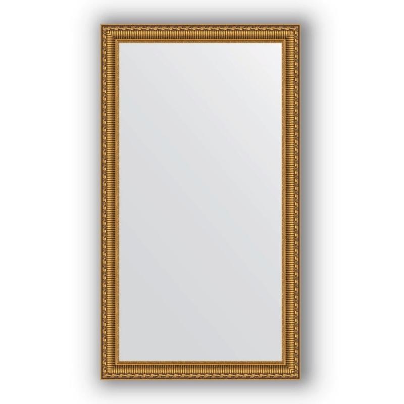 Фото - Зеркало Evoform Definite 114х64 Беленый дуб зеркало evoform definite 104х54 беленый дуб