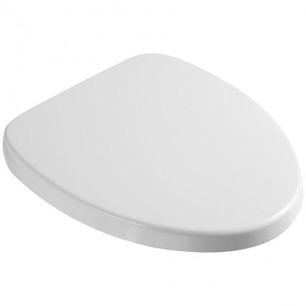 Сиденье для унитаза Melana 2113 Белое