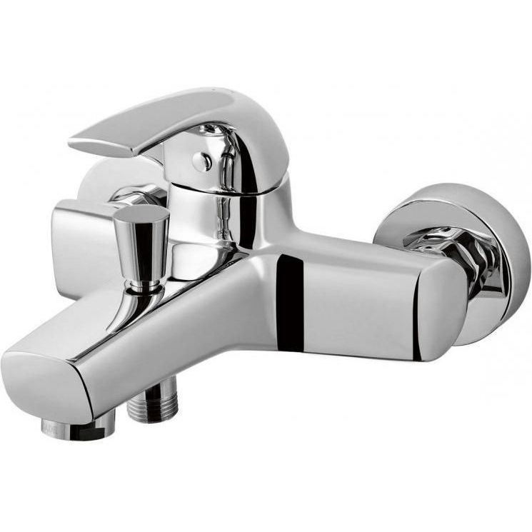 цены Смеситель для ванны AM PM Sense F7510000 Хром