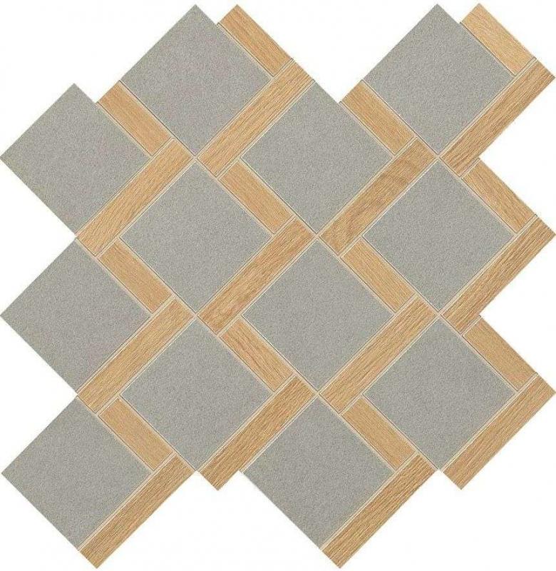 Керамическая мозаика Atlas Concorde Nid Natural Mosaico Domino 29,7х30,6 см