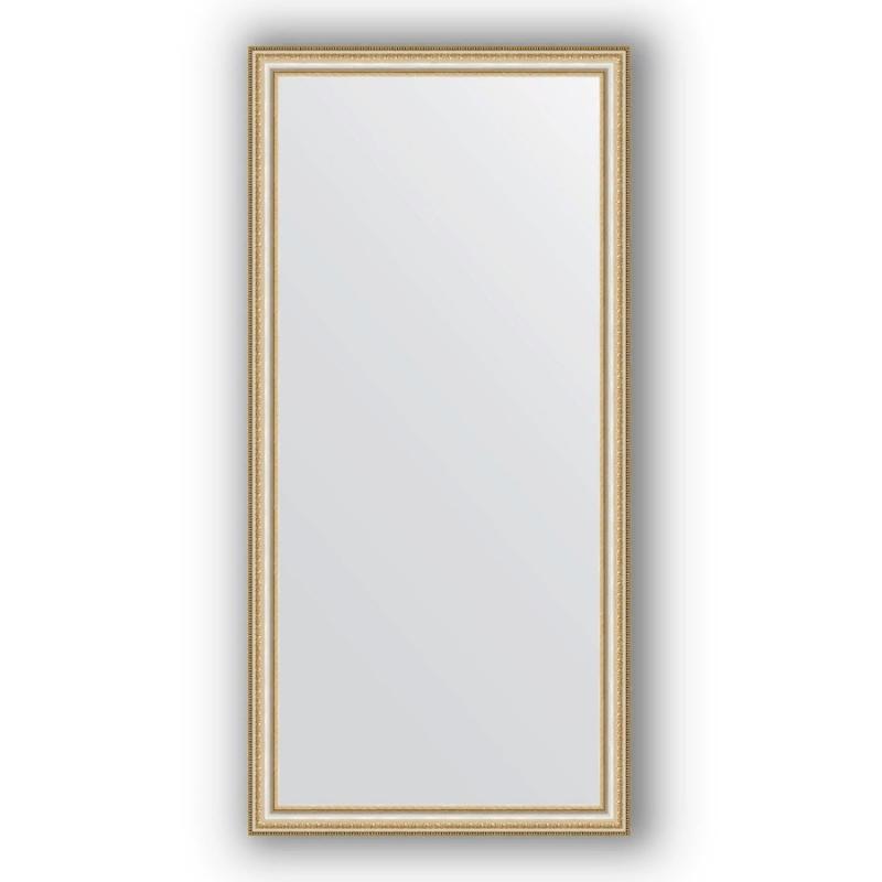 Зеркало Evoform Definite 155х75 Золотые бусы на серебре зеркало evoform definite 155х75 золотые бусы на бронзе