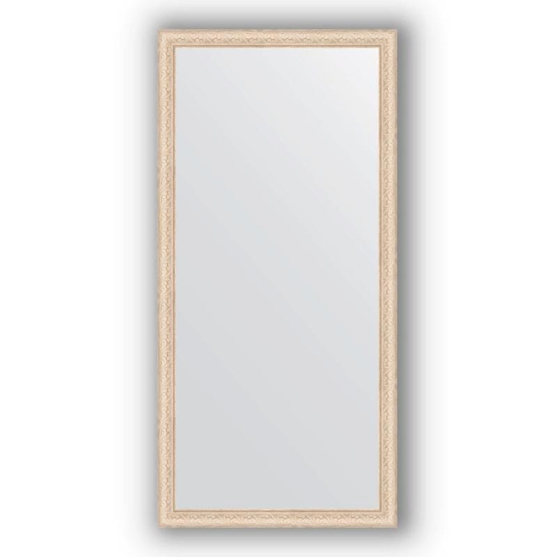 Фото - Зеркало Evoform Definite 154х74 Беленый дуб зеркало evoform definite 104х54 беленый дуб