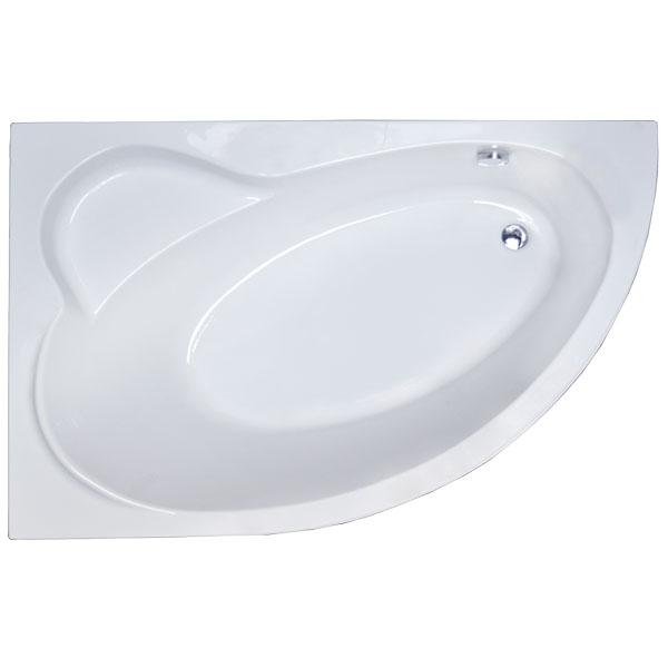 Акриловая ванна Royal Bath Alpine 160x100 L RB819101L без гидромассажа акриловая ванна royal bath hardon 200х150 rb083100k без гидромассажа