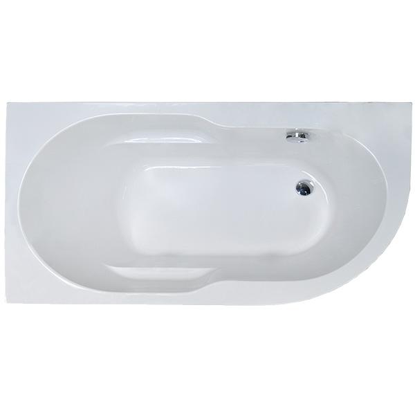 Акриловая ванна Royal Bath Azur 170x80 L RB614203L без гидромассажа ванна royal bath azur rb 61