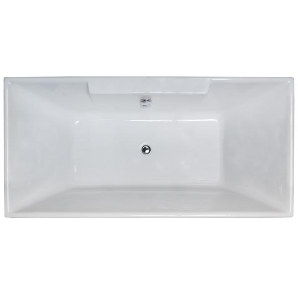 Акриловая ванна Royal Bath Triumph 170х87 RB665101SB без гидромассажа акриловая ванна royal bath hardon 200х150 rb083100k без гидромассажа