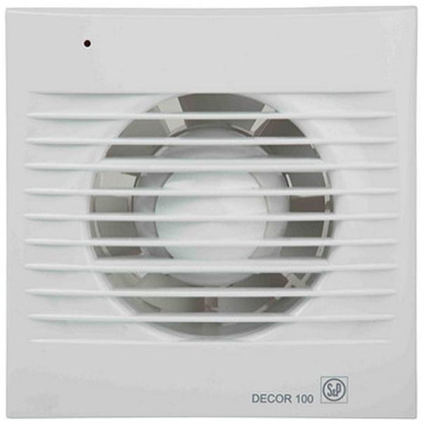 Вытяжной вентилятор Soler&Palau Decor 100C 13 Вт цены