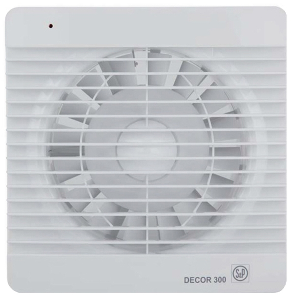 Вытяжной вентилятор Soler&Palau Decor 300R 23 Вт цена и фото