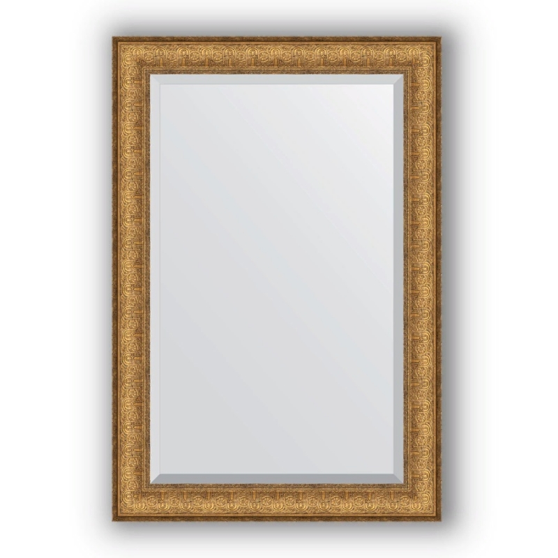 Зеркало Evoform Exclusive 94х64 Медный эльдорадо