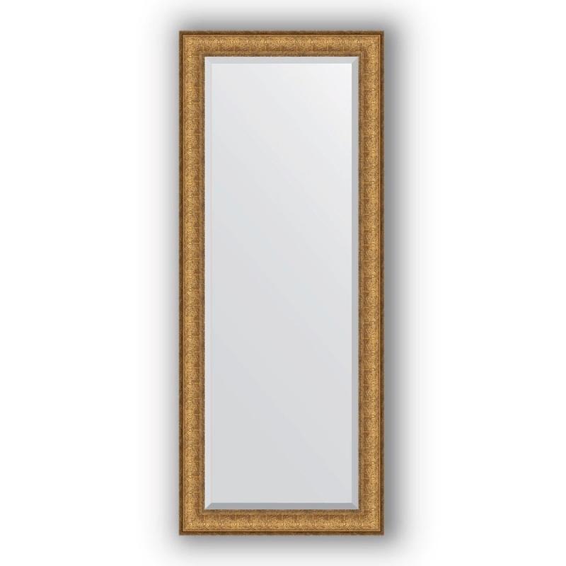 Зеркало Evoform Exclusive 144х59 Медный эльдорадо