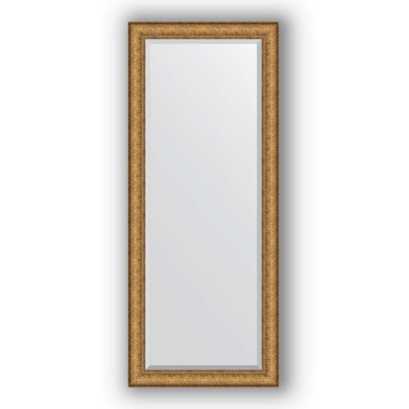 Зеркало Evoform Exclusive 154х64 Медный эльдорадо