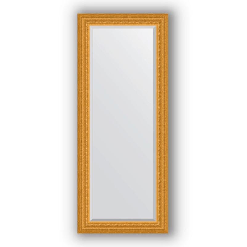 Зеркало Evoform, Exclusive 145х60 Сусальное золото