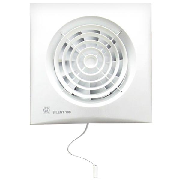 Вытяжной вентилятор Soler&Palau SILENT-100 CMZ 8 Вт стоимость