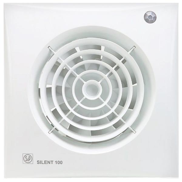 Вытяжной вентилятор Soler&Palau SILENT-100 CDZ 8 Вт стоимость