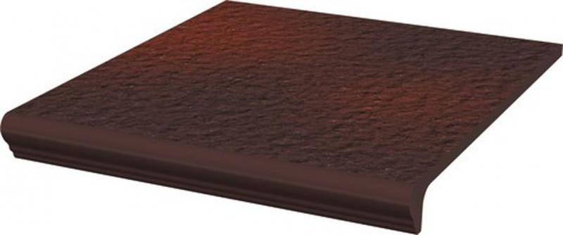 Ступень простая Ceramika Paradyz Cloud Brown с капиносом 30х33 см светодиодный осветитель yongnuo yn256 3200 5500k
