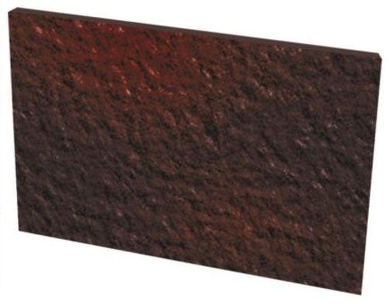Подступенник Ceramika Paradyz Cloud Brown Duro структурный 14,8х30 см