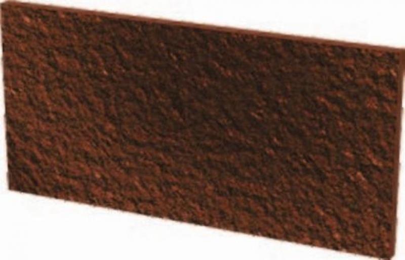 Подступенник Ceramika Paradyz Cloud Rosa Duro структурный 14,8х30 см