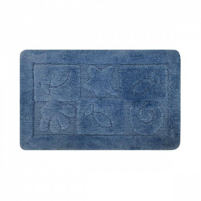 купить Коврик для ванной комнаты Iddis Promo P14M470i12 400x700 Синий онлайн