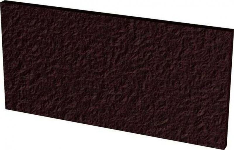Подступенник Ceramika Paradyz Natural Brown Duro структурный 14,8х30 см