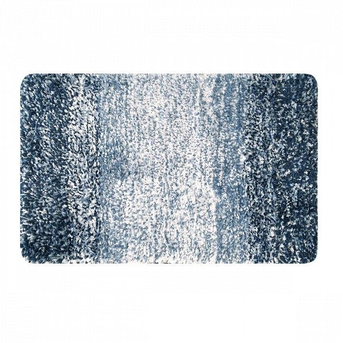 купить Коврик для ванной комнаты Iddis Basic B01M580i12 500x800 Синий онлайн