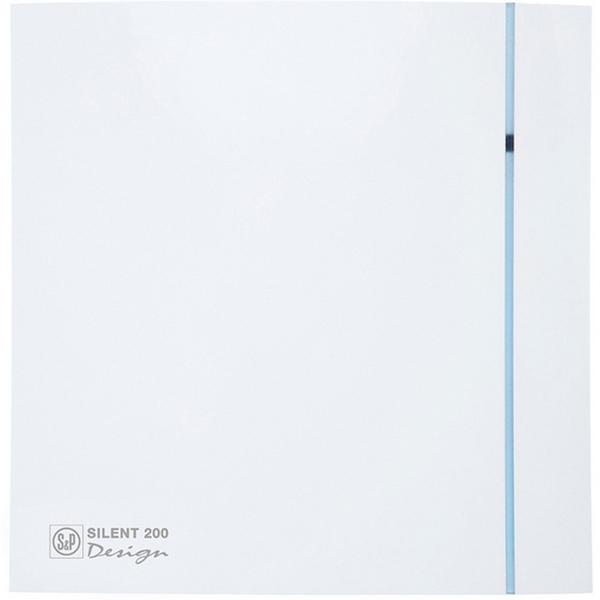 Вытяжной вентилятор Soler&Palau SILENT-200 CRZ DESIGN-3C 16 Вт crz