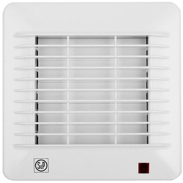 Вытяжной вентилятор Soler&Palau EDM 100 CR 17 Вт цены онлайн