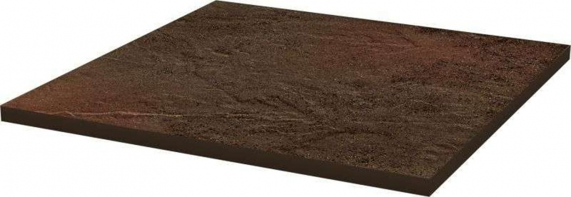 Керамическая плитка Ceramika Paradyz Semir Brown структурная базовая 30х30 см