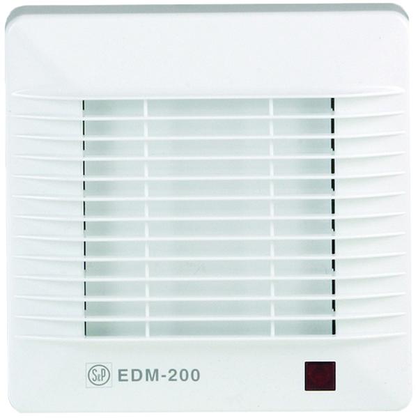 Вытяжной вентилятор Soler&Palau EDM 200 CR 25 Вт цены онлайн