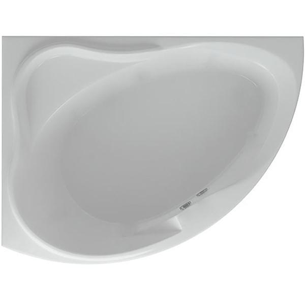 цена Акриловая ванна Акватек Альтаир 160x120 R с гидромассажем Koller онлайн в 2017 году