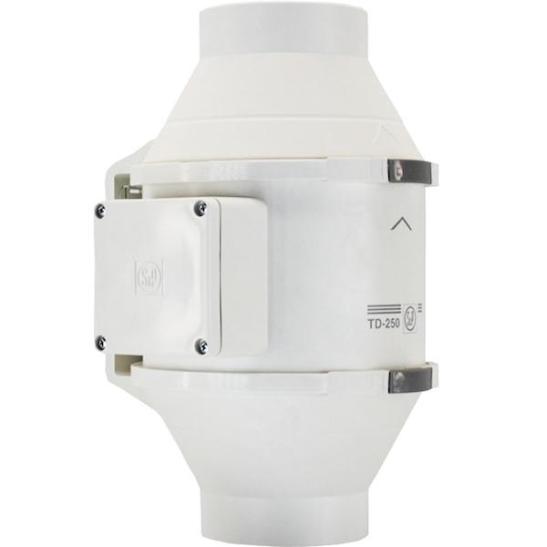Вытяжной вентилятор Soler&Palau TD250/100 28 Вт цена и фото
