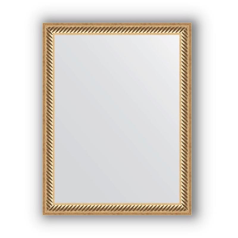 Зеркало Evoform Definite 45х35 Витой махагон фото