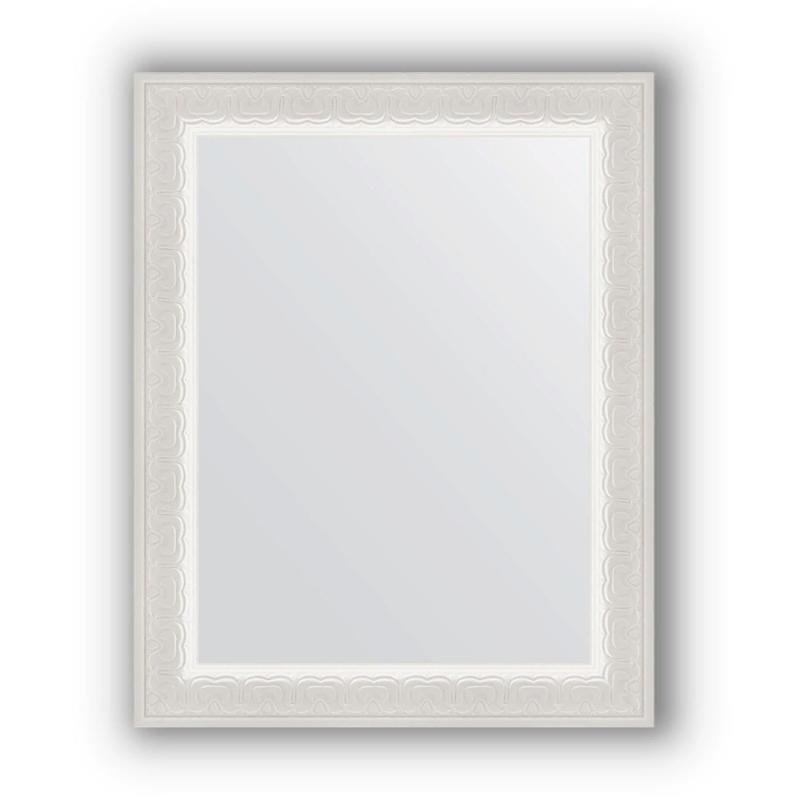 цена на Зеркало Evoform Definite 49х39 Слоновая кость