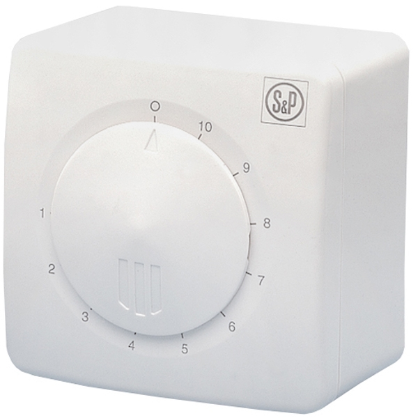 Регулятор скорости Soler&Palau REB-1N Белый cuervo y sobrinos 3196 1n