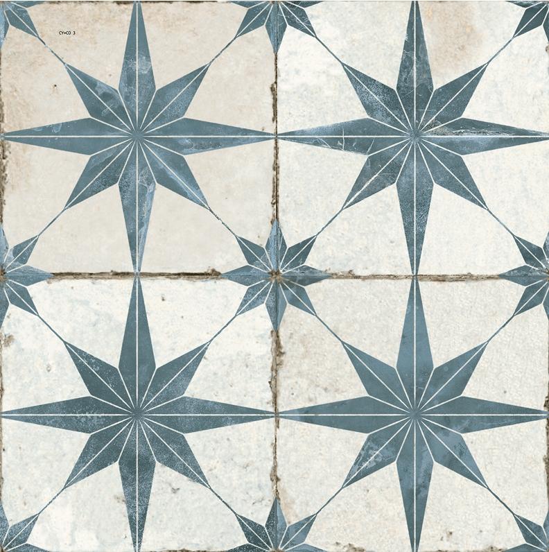 Керамическая плитка Peronda FS Star Blue напольная 45х45 см керамическая плитка peronda fs star n напольная
