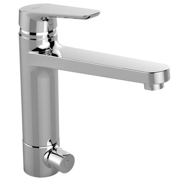 Смеситель для кухни Ideal Standard Ceraplan III B0955AA Хром смеситель д ванны ideal standard ceraplan iii b0718aa хром