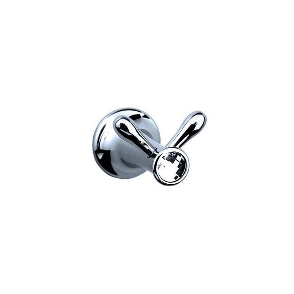 Двойной крючок Boheme Puro 10706 Хром