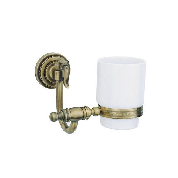 Стакан для зубных щеток Boheme Medici 10604 Бронза стакан для зубных щеток boheme chiaro 10504 золото