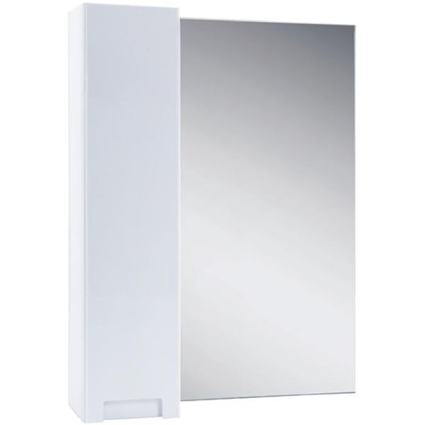 Зеркало со шкафом Bellezza Пегас 60 R Черное зеркальный шкаф bellezza пегас 60 r черный