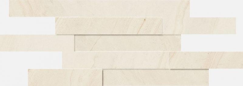 Керамическая мозаика Italon Room White Stone Brick 3D 620110000100 28х78 см