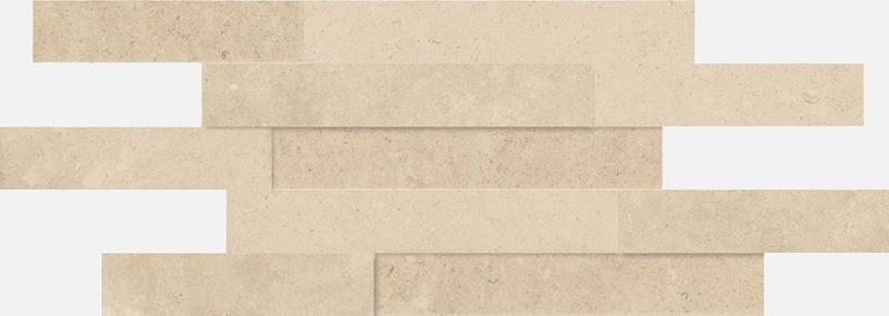 Керамическая мозаика Italon Room Beige Stone Brick 3D 620110000101 28х78 см