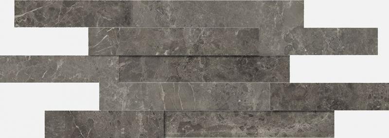 Керамическая мозаика Italon Room Grey Stone Brick 3D 620110000102 28х78 см