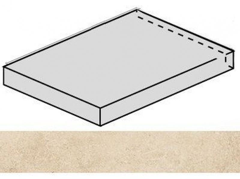 купить Ступень угловая Italon Room Beige Stone левая 620070001224 33х60 см дешево