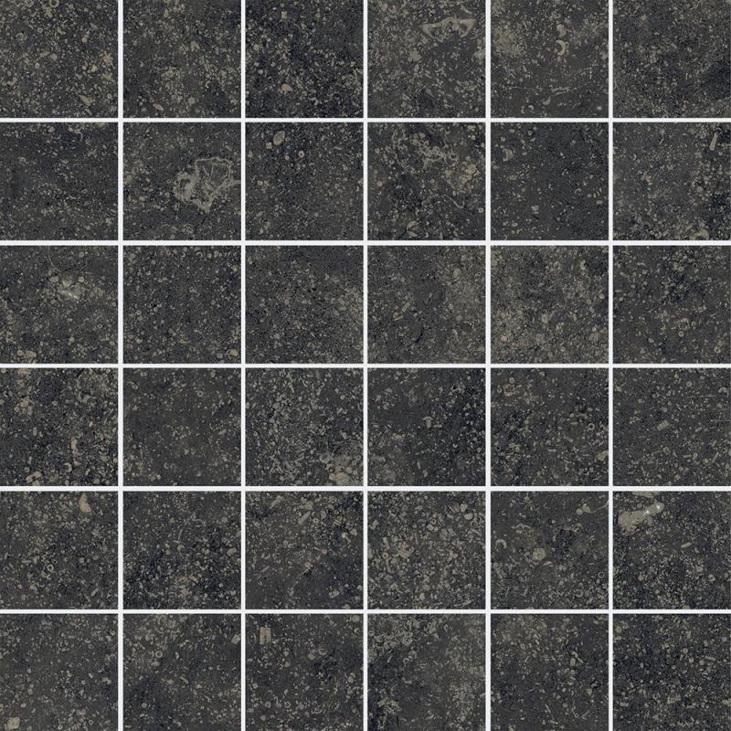 Керамическая мозаика Italon Room Black Stone 610110000426 30х30 см